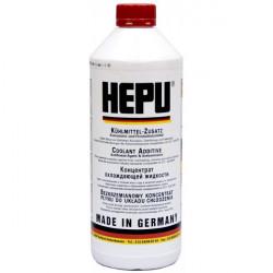 Антифриз HEPU красный P999-G12