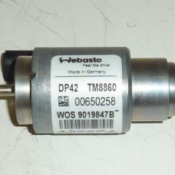 Насос-дозатор Webasto DP 42 для предпусковых отопителей Webasto Termo Top EVO и VEVO 9019847B