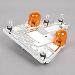 Плата фонаря заднего левая MERCEDES W211 A2118200177