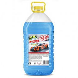 """Незамерзающая жидкость """"Gleid Supreme"""" -30 5L Blue"""