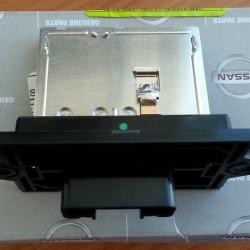 Резистор вентилятора отопителя NISSAN 27150AX115 VALEO 509600