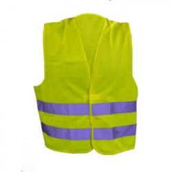 Жилет светоотражающий AUTOVIRAZH (желтый) AV061615