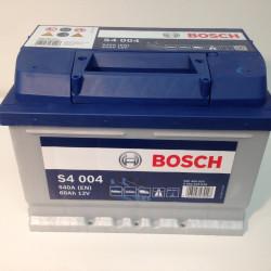 Аккумулятор BOSCH для FORD 12V 60Ah 540A 242x175x175 /-+/  0092S40040