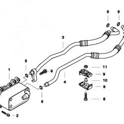 Кольцо уплотнительное BMW 17222245358