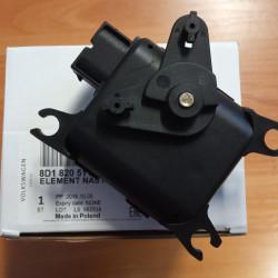 Мотор привода заслонки отопителя VAG 8D1820511F (8D1820511B)